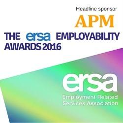 ERSA Awards Logo