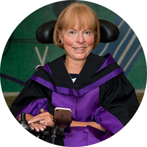Baroness Jane Campbell