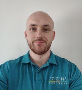 Ryan Neill, ICONI Senior Cloud Engineer
